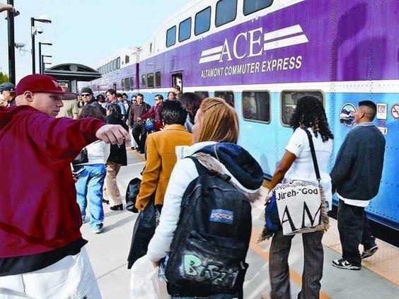 ACE train top