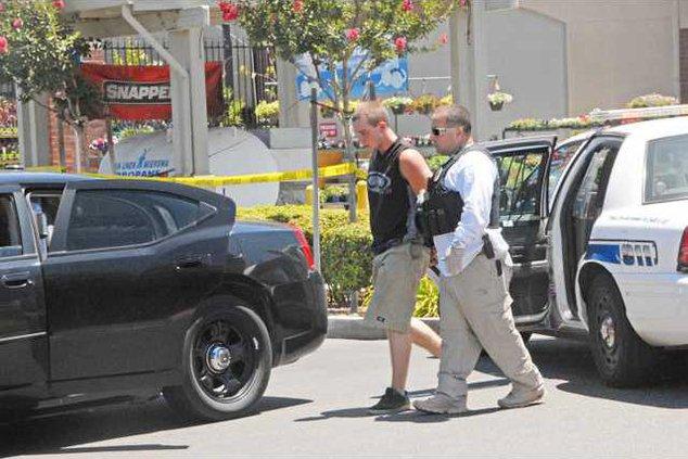 Explosives suspect DSC 4413