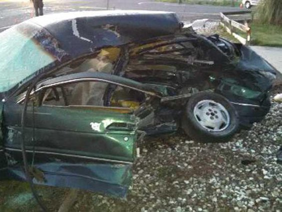 accident oage one