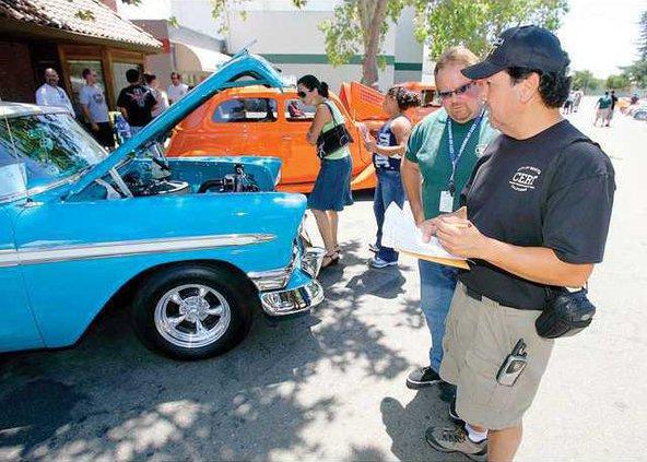 car show CERT