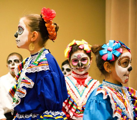 Carnegie day of the dead