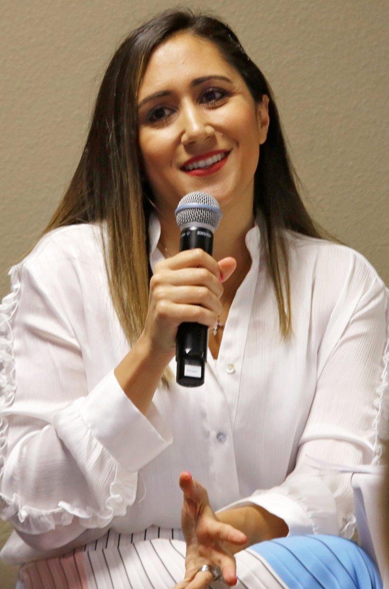 Adrenna Alkhas round table