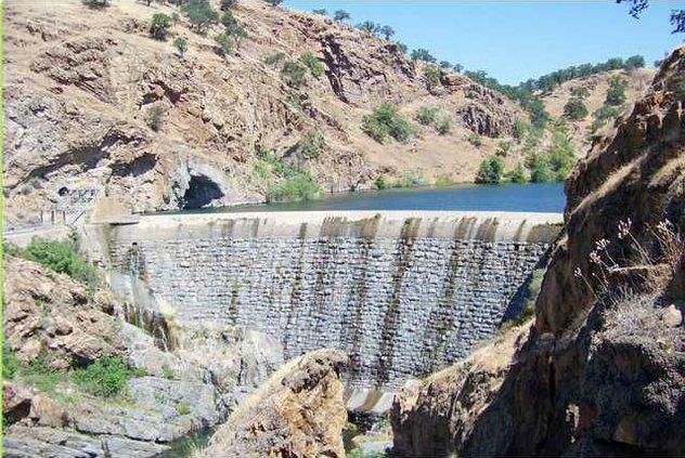 La Grange Dam