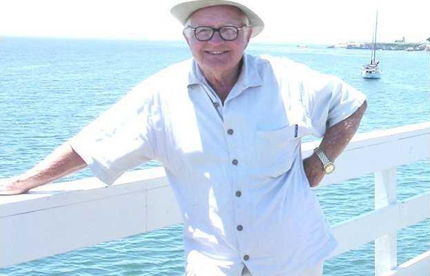Max Norton at the Wharf