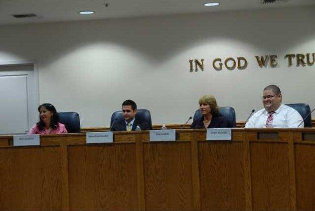 council debate