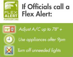 flex alert