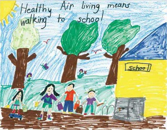 healthy air calendar