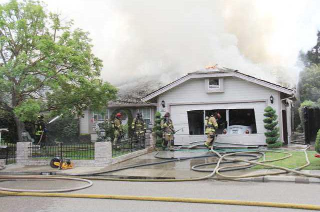 house fire pic