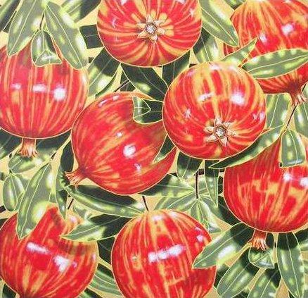 600 Pomegranates