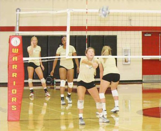 CSUS volley pic1