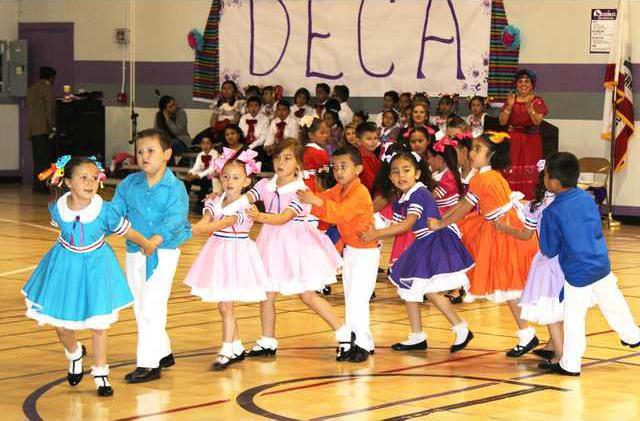 DECA dancers pic1