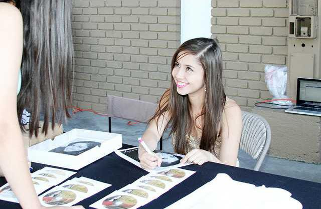 Murillo CD signing