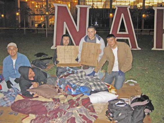 NAK-homeless