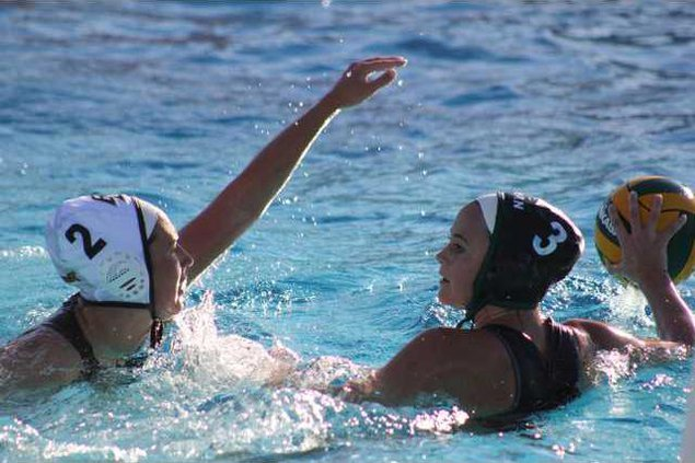 Pitman girls polo 1