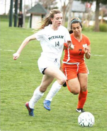 Pitman girls soccer B1