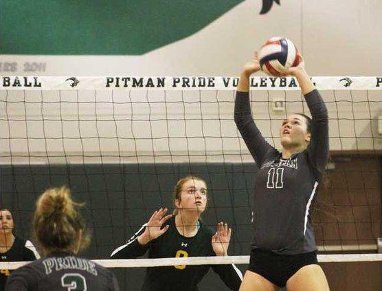 Pitman volley pic1