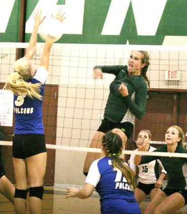 Pitman volleyball pic1