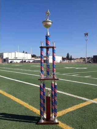 TYF Bud Bowl Trophy