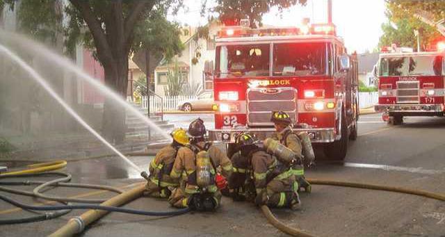 Turlock Fire