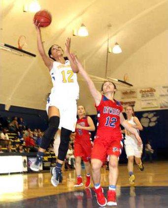 Turlock girls basketball