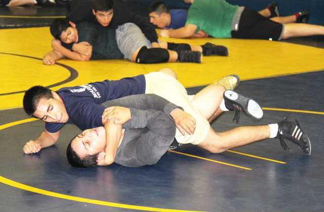 Turlock wrestling pic1