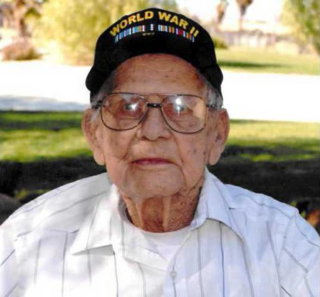 World War II vet pic