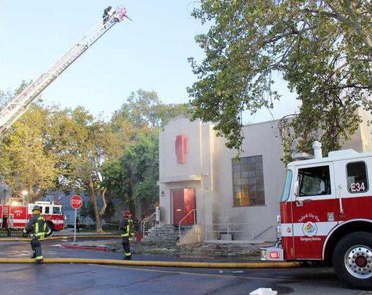 church fire pic1