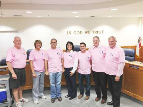 city council pink