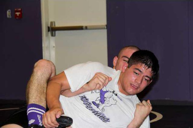 denair wrestling