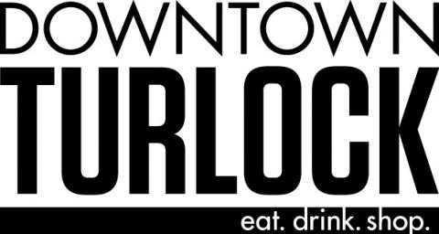 downtown turlock logo