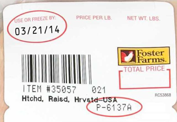 foster farms recall pic