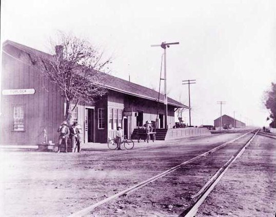 railroad depot pic1