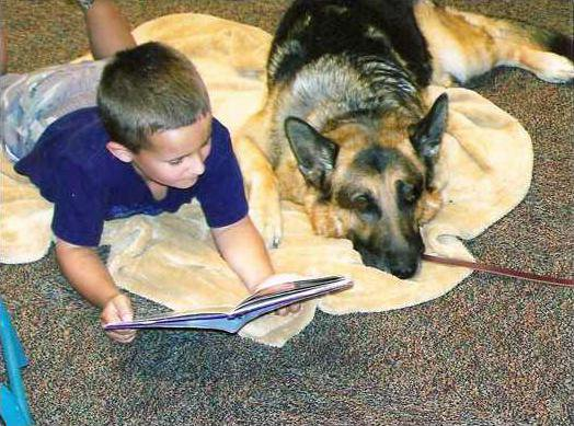 read to dog pic