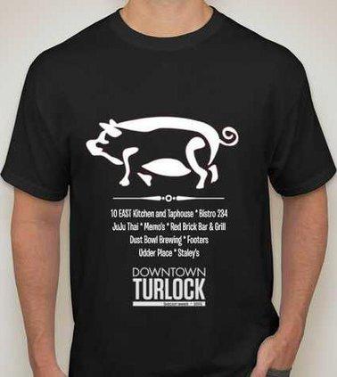 Bacon week t-shirt