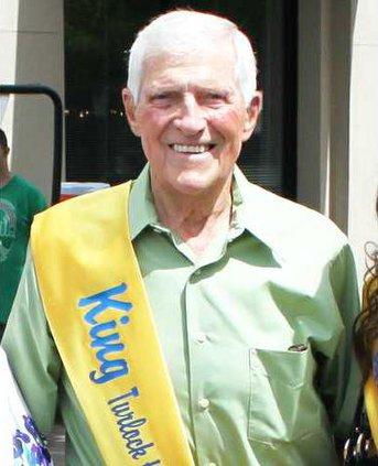 Bill Youngdale Turlock Heritage Festival King 05 07 11
