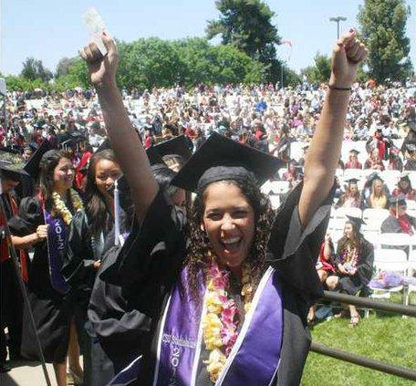 CSUS graduation pic1