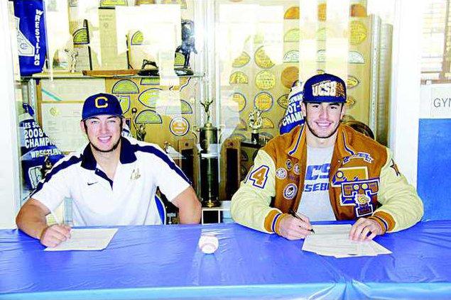 Cumberland and Bush signings