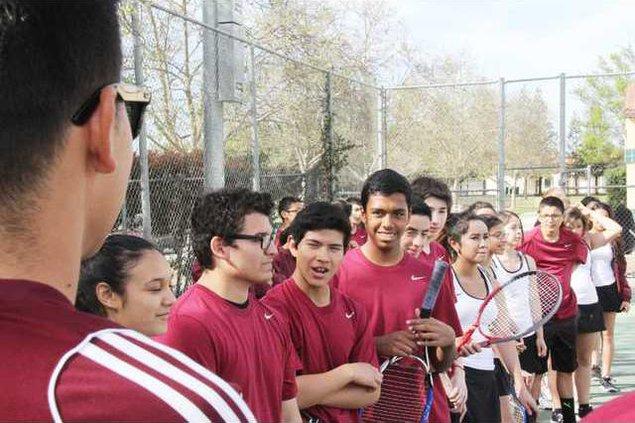 Delhi group tennis