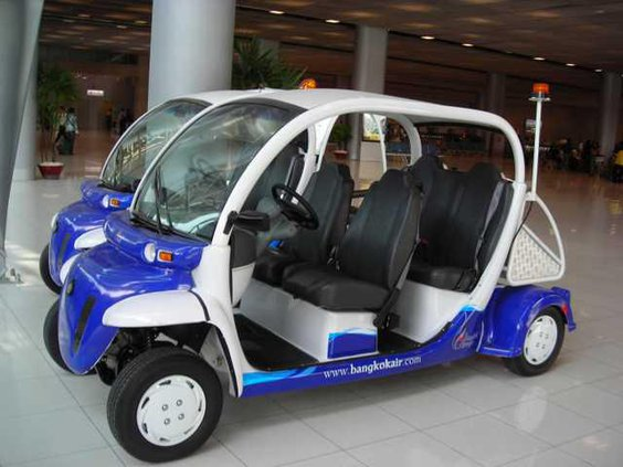 Electric vehicles at VTBS