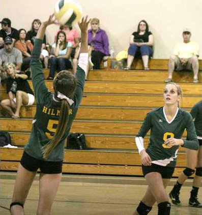 Hilmar volleyball
