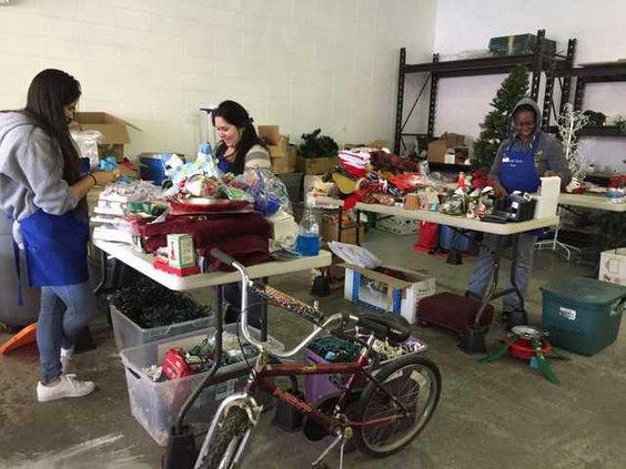 IB Charity Thrift 3
