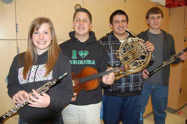 Pitman Honor Band Pic
