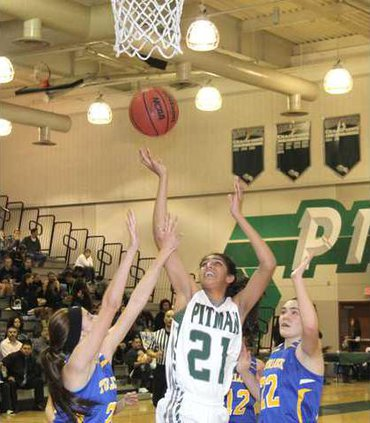 Randhawa Pitman Girls Basketball B