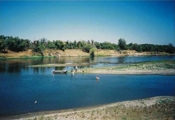 San Joaquin River USGS