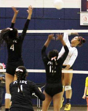 THSvPHS Volleyball