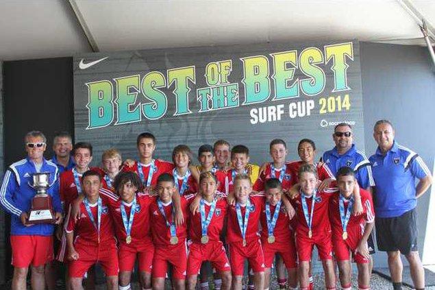 U14 team pic