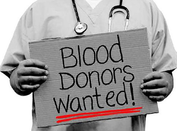 blood donors wanted image