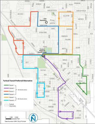 bus routes final draft