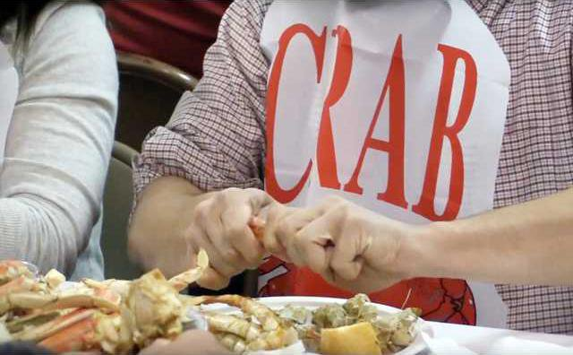 crab feed pic