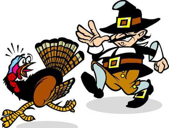 turkey trot image